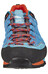 Salewa MTN Trainer Alpine Approach Shoe Men reef/terracotta